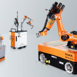 Robots autonomes KUKA