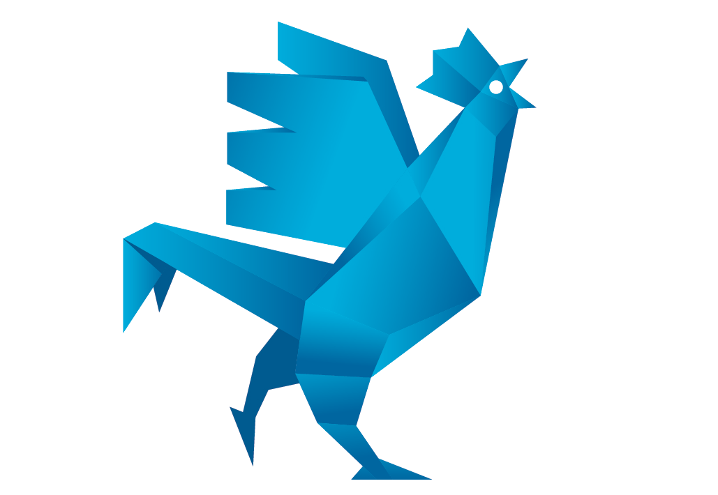 Logo de la French Fab (sans texte)
