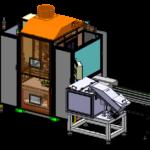 Cellule soudure laser ACG Automatismes