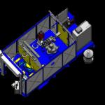 Cellule légère 1 Robot ACG Automatismes